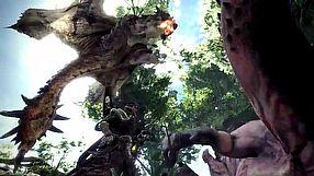 Monster Hunter World E3 2017 trailer