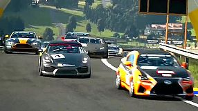 Gran Turismo Sport movies and trailers