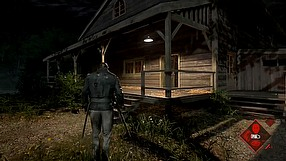 Friday the 13th: The Game Jason gameplay