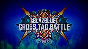 BlazBlue Cross Tag Battle PSX 2017 trailer