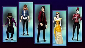 The Sims 4 movies and trailers