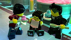 LEGO City: Undercover movies and trailers