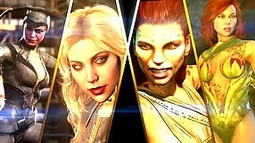 Injustice 2 Here come the girls