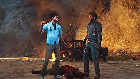 Just Cause 3 movies and trailers