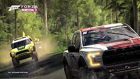 Forza Horizon 3 movies and trailers