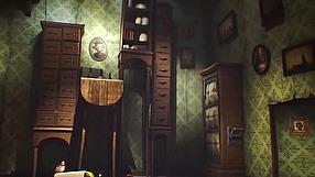Little Nightmares gameplay - Hide and Seek