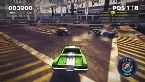 DiRT Showdown movies and trailers