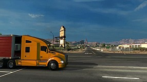 American Truck Simulator movies and trailers