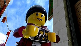 LEGO City: Undercover trailer #5