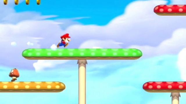 Super Mario Run introduction