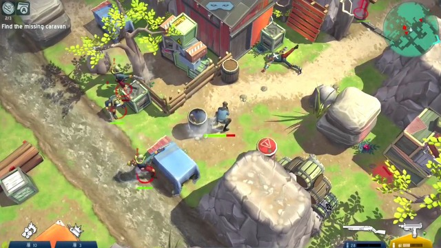 Space Marshals 2 – Launch trailer
