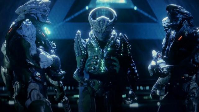 Mass Effect: Andromeda - zwiastun na premierę (PL)
