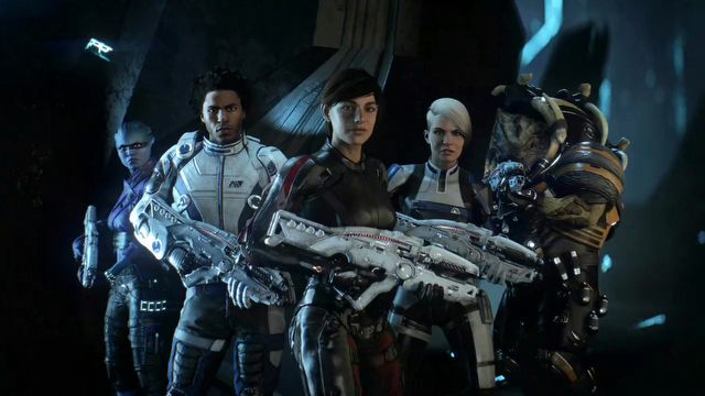 Mass Effect: Andromeda - zwiastun na premierę - Sara Ryder