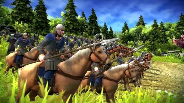 Total War Battles: Kingdom – launch trailer