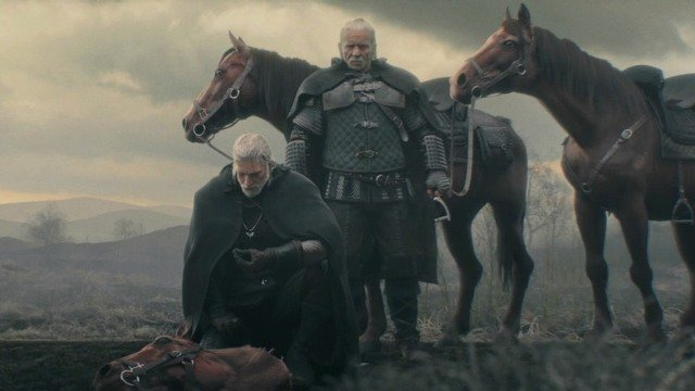 The Witcher 3: Wild Hunt – The Trail