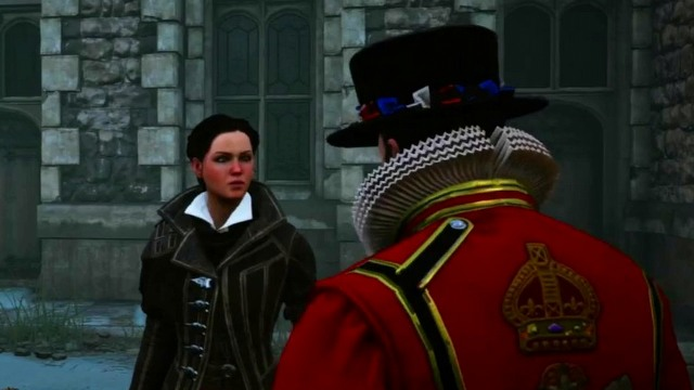 Assassin's Creed: Syndicate gamescom 2015 - Evie gameplay walkthrough (PL)