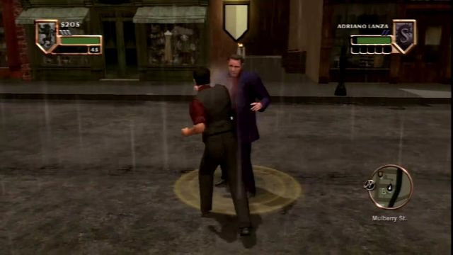 The Godfather gameplay fragment