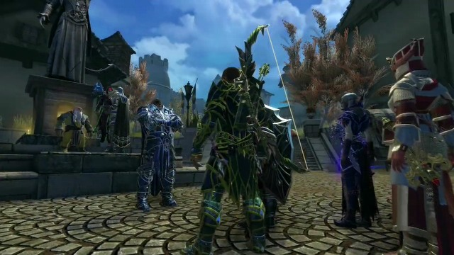 Neverwinter - The Cloaked Ascendancy
