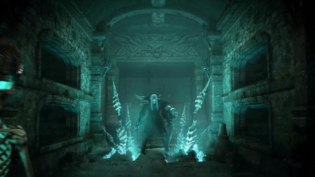 Diablo III: Rise of the Necromancer trailer #1