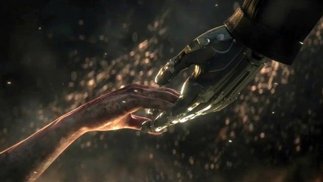Deus Ex: Mankind Divided trailer