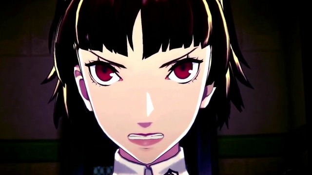 A lengthy Persona 5 trailer, used by Atlus to advertise their work on last year's E3.
