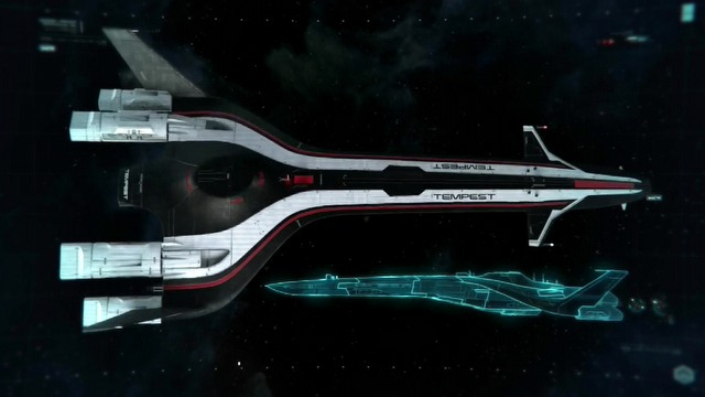 Mass Effect: Andromeda - Inicjatywa Andromeda - Tempest i Nomad