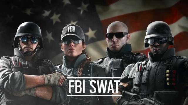 Tom Clancy's Rainbow Six: Siege FBI - SWAT (PL)