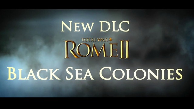 Total War: Rome II Black Sea Colonies DLC - trailer