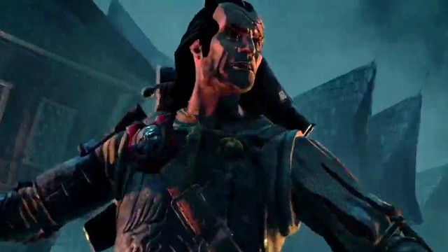 Mordheim: City of  the Damned trailer for the premiere of