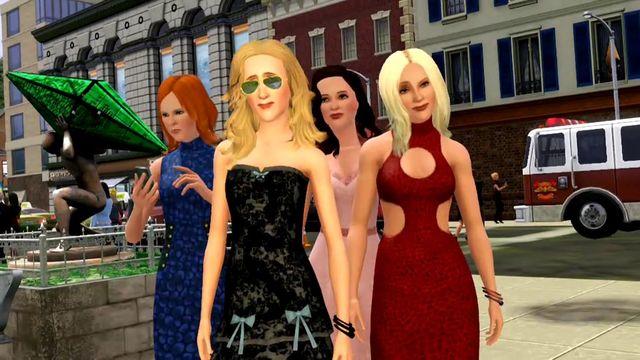 Sims 2 Секс