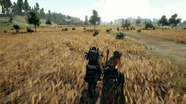 Playerunknown's Battlegrounds - E3 2017 trailer