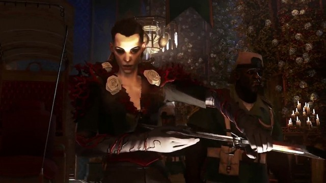 Dishonored 2 E3 2016 - gameplay trailer