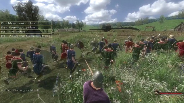 mount and blade viking conquest how to raise morale