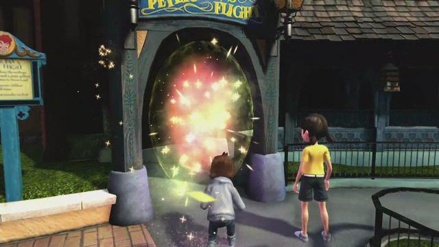Disneyland podłączyć kojarzenie jest konieczne