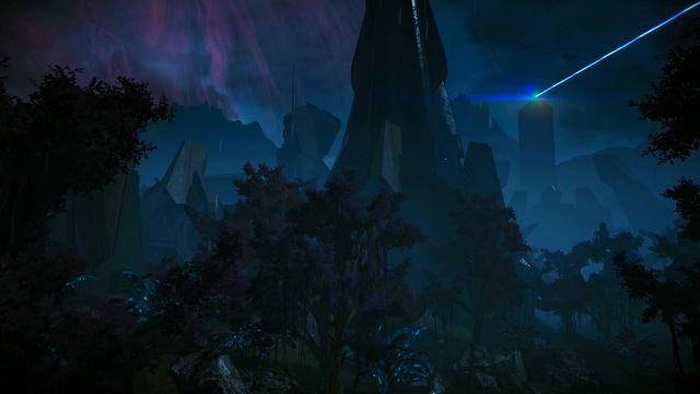 Mass Effect: Andromeda - technologia Nvidia (4k, 60FPS)