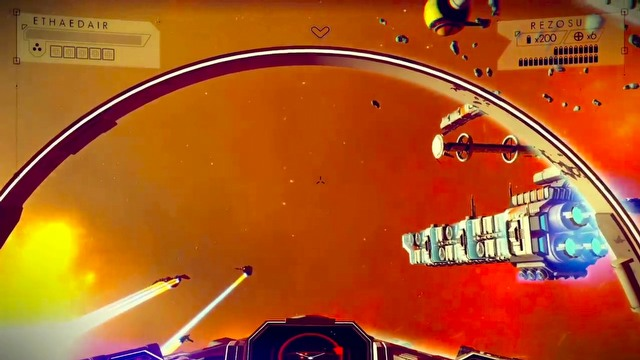No Man's Sky gameplay trailer #2