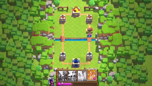 Clash Royale trailer