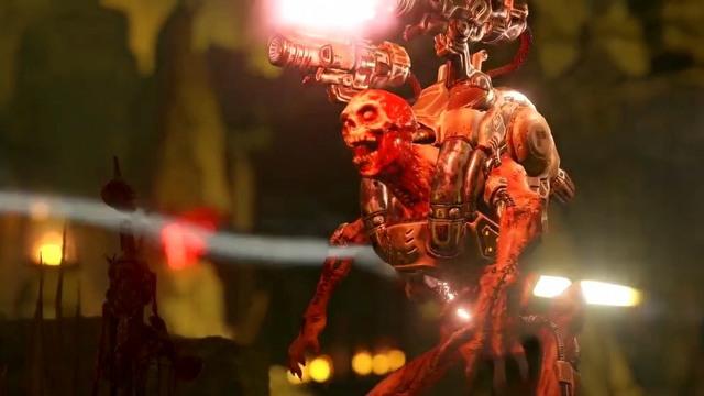 Doom E3 2015 - teaser