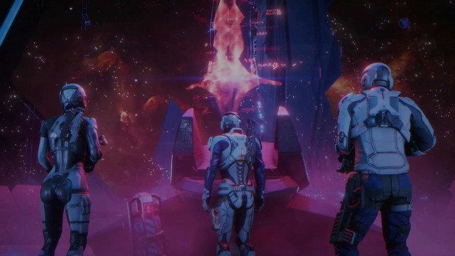 The latest trailer for Mass Effect: Andromeda