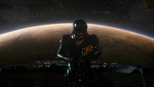 First Trailer of Mass Effect: Andromeda