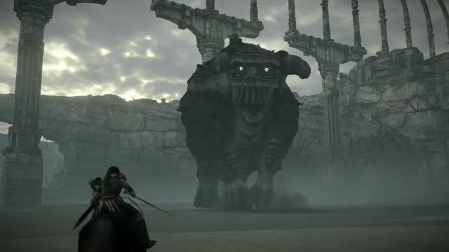 Shadow of the Colossus - E3 2017 trailer