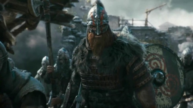 For Honor E3 2015 - trailer