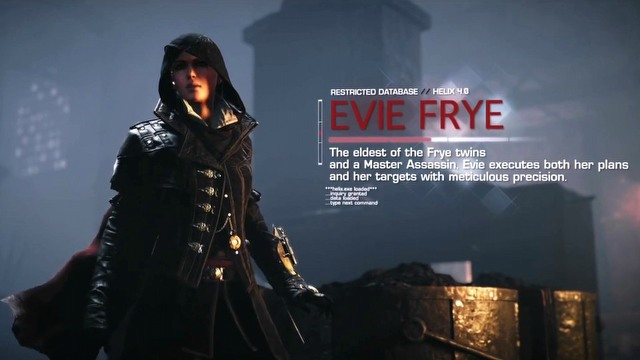 Assassin's Creed: Syndicate E3 2015 - Evie Frye