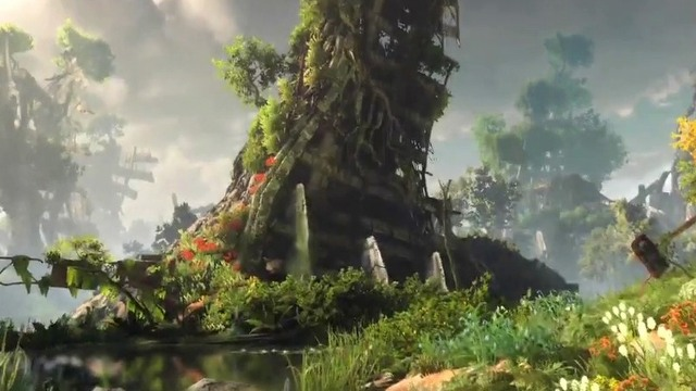Horizon: Zero Dawn E3 2015 - trailer