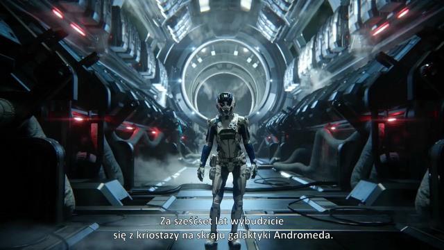 Andromeda Initiative Orientation Briefing