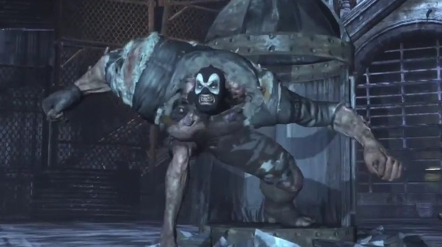 batman arkham city trailer - photo #46