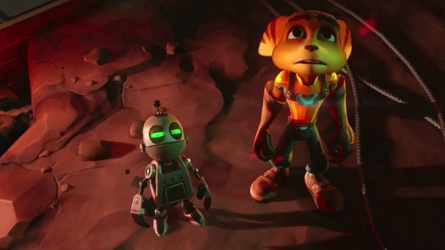 Ratchet & Clank trailer