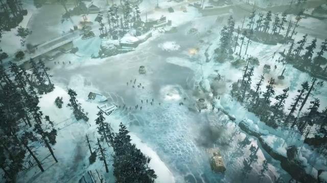 Case Blue Company Of Heroes 2 : Company of heroes 2 u2013 wypuszczono pierwsze dlc do trybu teatr wojny