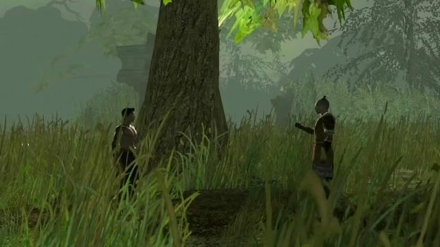 Jade Empire: Special Edition – iOS trailer