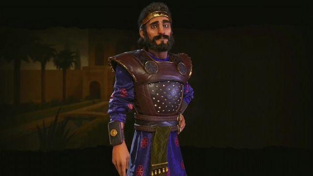 Sid Meier's Civilization VI - Persja (PL)